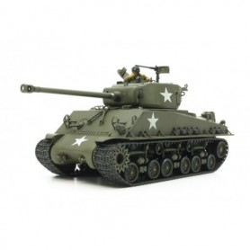 "Tamiya 35346 Tanks US Medium Tank M4A3E8 Sherman - ""Easy Eight"" European Theater"