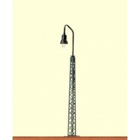 Brawa 4014 Bangårdslampa, rektangulär, 1 st, höjd 75 mm