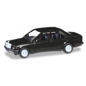 Herpa 012409.5 Herpa MiniKit: Mercedes-Benz 190 E, black
