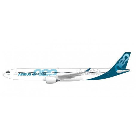 Herpa 611688 Flygplan Airbus A330-900neo, snap-fit