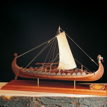 "Amati 1406.01 Viking Ship ""Drakkar"""