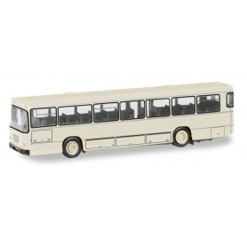 Herpa 308472 Buss MAN Büssing SÜ 210 bus, ivory
