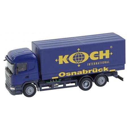 Faller 161595 Lorry Scania R 13 HL Koch (HERPA)