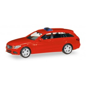 Herpa 013284 Herpa MiniKit: Mercedes-Benz C-Class T-Modell, red
