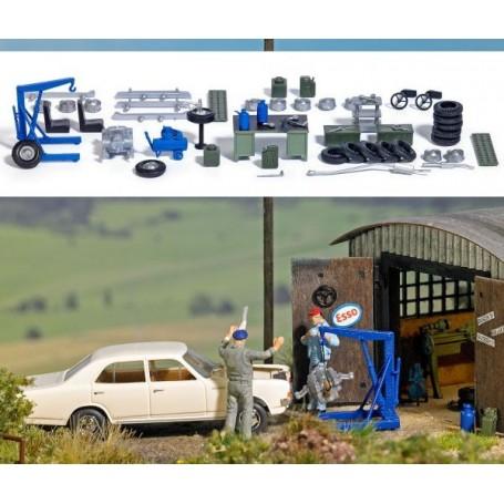 Busch 1184 Garage Equipment