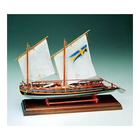 Amati 1550 Swedish Gunboat 1775