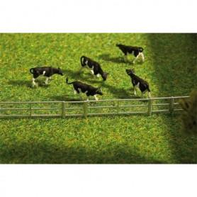 Faller 272408 Staket för inhägnad av djur eller för ett öppet stall