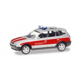 """Herpa 093262 BMW X3 """"First Responder"""""""