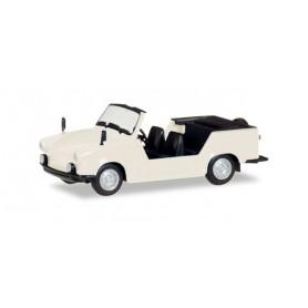 Herpa 024808.3 Trabant Kübel, pearl white