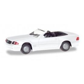 Herpa 028851 Mercedes-Benz 500 SL (R129), white