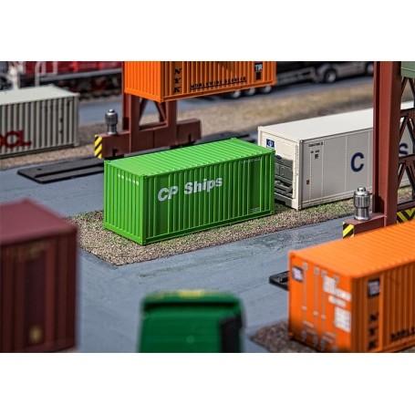Faller 180830 20' Container CP Ships