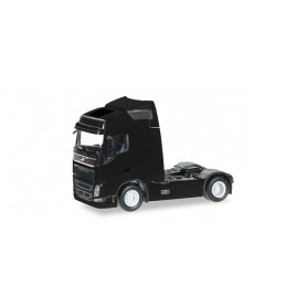 Herpa 303767.4 Volvo FH GL Globetrotter rigid tractor, black