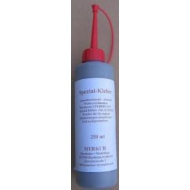 Merkur 902010 Styrokoll speciallim för ballast, grått, 250 ml