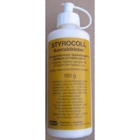 Merkur 902080 Styrokoll kontaktlim för ballast, 100 ml