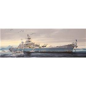 Trumpeter 03705 USS Missouri BB-63