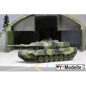 Y-Modelle Y87200 Tanks Strv122 Leopard 2 A5, byggsats