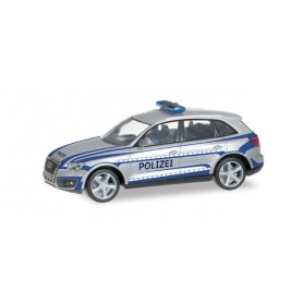 "Herpa 091824 Audi Q5® ""Police Department"""