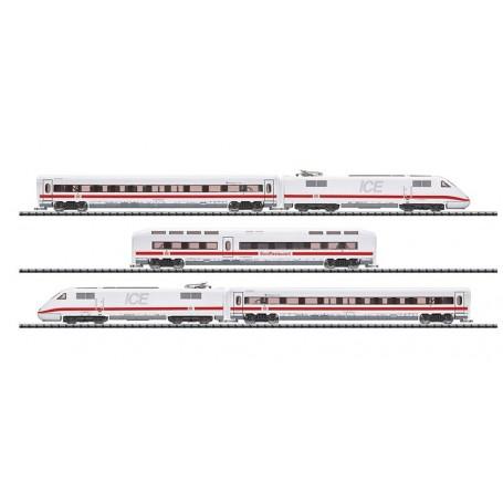"""Trix 16941 Högfartståg 5-delat """"ICE"""" typ DB AG"""