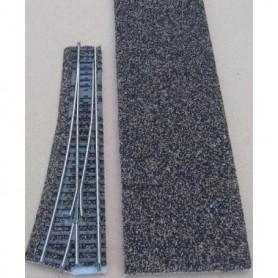 Merkur 901020 Distans för rälsbädd, längd 100 cm