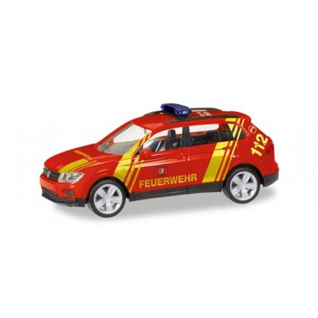 "Herpa 093194 VW Tiguan ""Feuerwehr Goslar"""