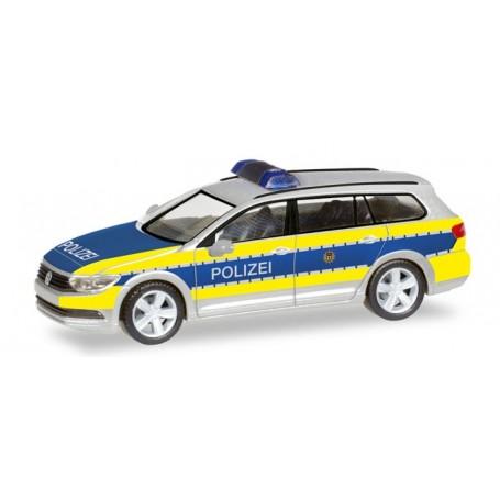 """Herpa 093569 VW Passat Variant """"Polizei Berlin"""""""