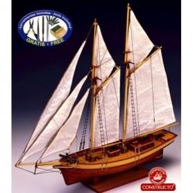 "Constructo 80703 Segelfartyg ""Carmen"""