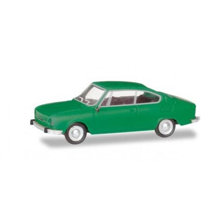 Herpa 028882 Skoda 110 R, traffic green