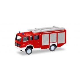 """Herpa 066716 Mercedes-Benz Atego HLF 20 """"Feuerwehr"""""""