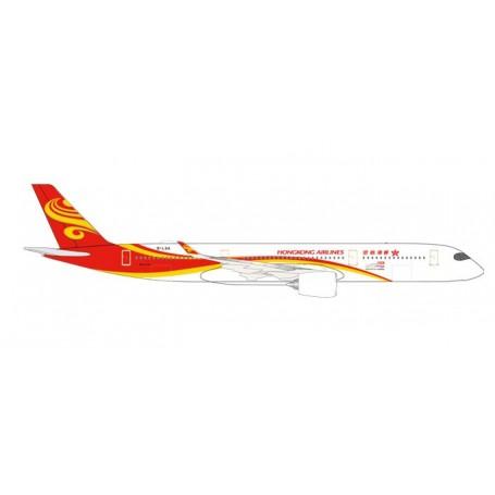 Herpa 531221 Flygplan Hongkong Airlines Airbus A350-900 - B-LGA