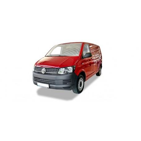 Herpa 028721 VW T6 Kombi, cherry red