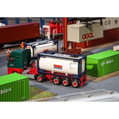 Faller 180832 20' Tank container SEACO