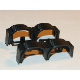 Herpa 699001 Stänkskärm, 1 st svart