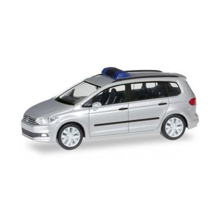 Herpa 013048 Herpa MiniKit: VW Touran, silver