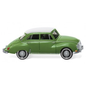 Wiking 12001 DKW - green with white roof