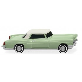 Wiking 21002 Ford Continental - green with white roof