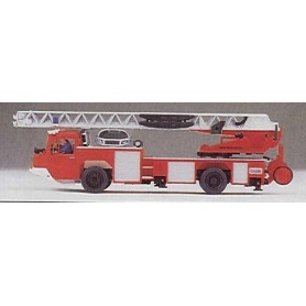 "Preiser 31134 Magirus stegbil DLK 23-12 ""Feuerwehr"""