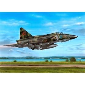 """Special Hobby 48148 Flygplan SAAB AJ 37 Viggen """"Attack Version"""""""
