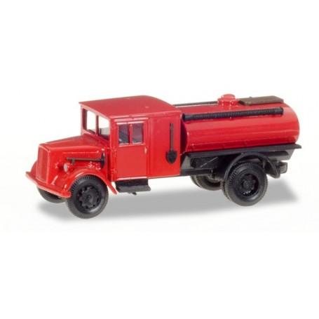 """Herpa 307963 Ford V 3000 fire engine """"Feuerwehr"""""""