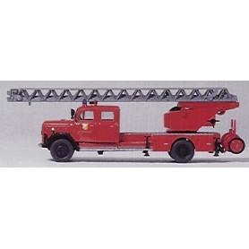 """Preiser 31265 Magirus Deutz F 150 D 10 """"Feuerwehr"""""""