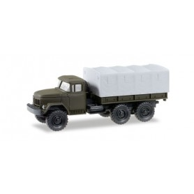 Herpa 745307 ZIL 131 canvas truck
