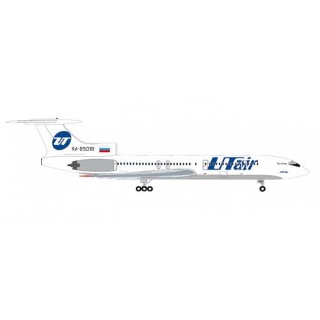 Herpa 531146 Flygplan UTair Tupolev TU-154M - RA-85018