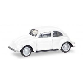 Herpa 013253 Herpa MiniKit: VW Kaefer, white