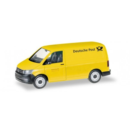 "Herpa 093026 VW T6 box-type ""Deutsche Post"""