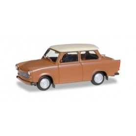 Herpa 020763.4 Trabant 601 S, brown
