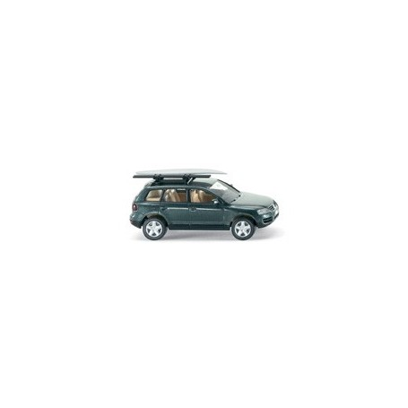 Wiking 06002 VW Touareg med surfbräda