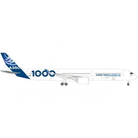 Herpa 531047 Flygplan Airbus A350-1000 1st Prototype - F-WMIL