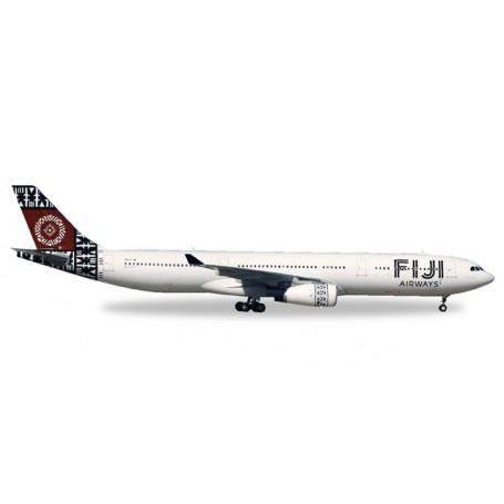 "Herpa 531061 Fiji Airways Airbus A330-300 - DQ-FJW ""Island of Rotuma"""