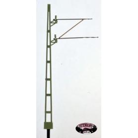 Jeco 180050 Luftledningsstolpe, svensk, äldre design, 5-pack