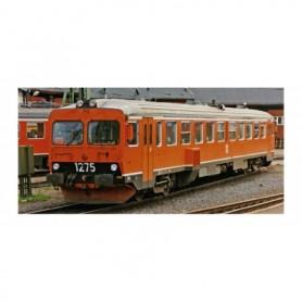 NMJ 93002 Dieselmotorvagn SJ Y1 1275, Oransje, DC