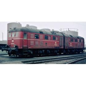 Märklin 55289 Diesellok klass V 188 002 a/b, purpurrött utförande